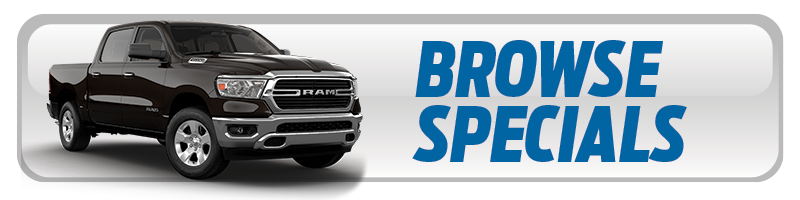 Browse New Vehicle Specials