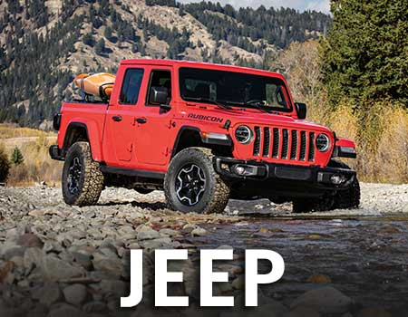 Tasca Jeep Specials