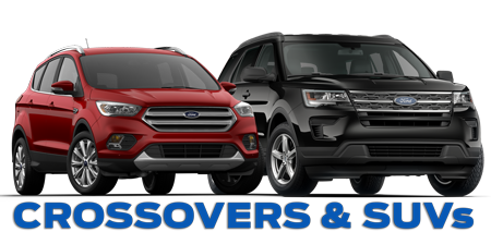 Tasca Ford Crossovers & SUVs